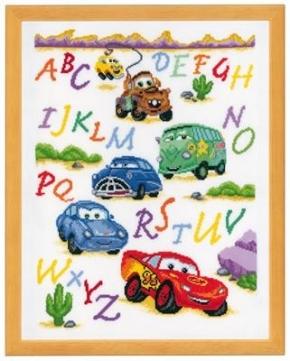 cars alfabet