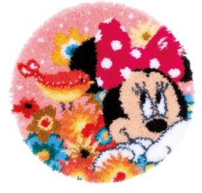 Knoopkleed minnie mouse geheim
