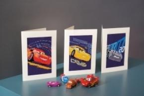 Wenskaarten cars