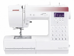 Janome Sewist 740DC